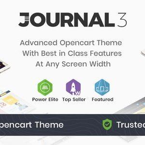 دانلود قالب فروشگاهی اپن کارت Journal