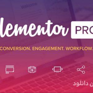 دانلود افزونه وردپرس Elementor Pro نسخه 3.3.1
